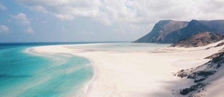 Qalansia Beach, Socotra Island